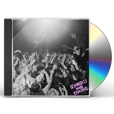 YUNGBLUD (LIVE IN ATLANTA) CD