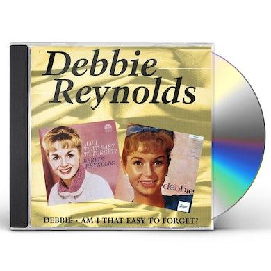 Debbie Reynolds DEBBIE / AM I THAT EASY TO FORGET CD