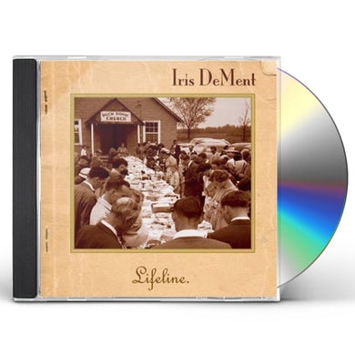 Iris Dement LIFE LINE CD