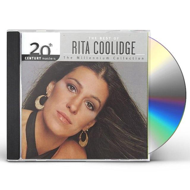 Rita Coolidge 20TH CENTURY MASTERS CD