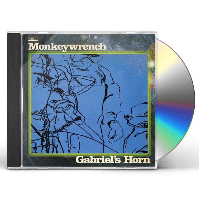 Monkeywrench GABRIEL'S HORN CD