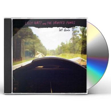 Lilly Hiatt LET DOWN CD