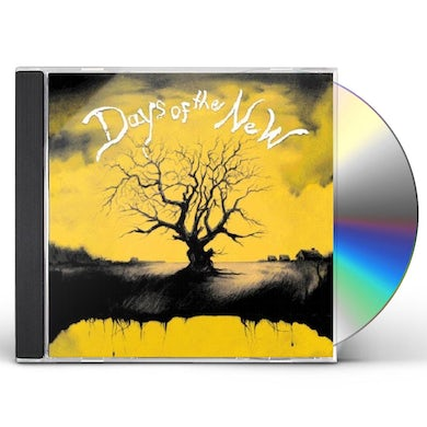 Days Of The New 1 ( YELLOW ) CD