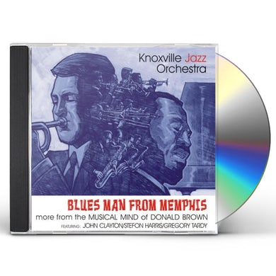 BLUES MAN FROM MEMPHIS CD