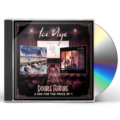 Iceage: DOUBLE FEATURE CD