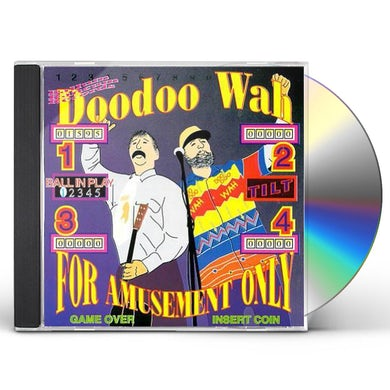 Doodoo Wah FOR AMUSEMENT ONLY CD