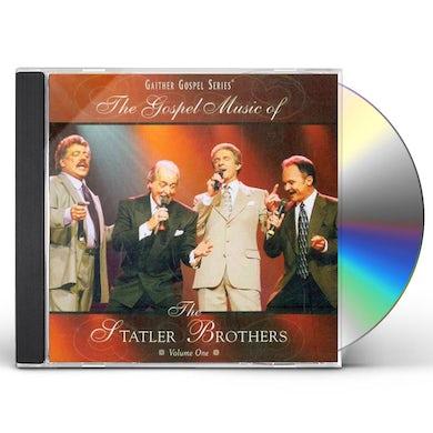 Statler Brothers GOSPEL MUSIC 1 CD
