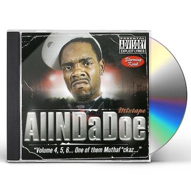 Keak Da Sneak ALL N DA DOE CD