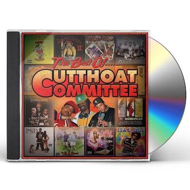 Mac Dre BEST OF CUTTHOAT COMMITTEE CD