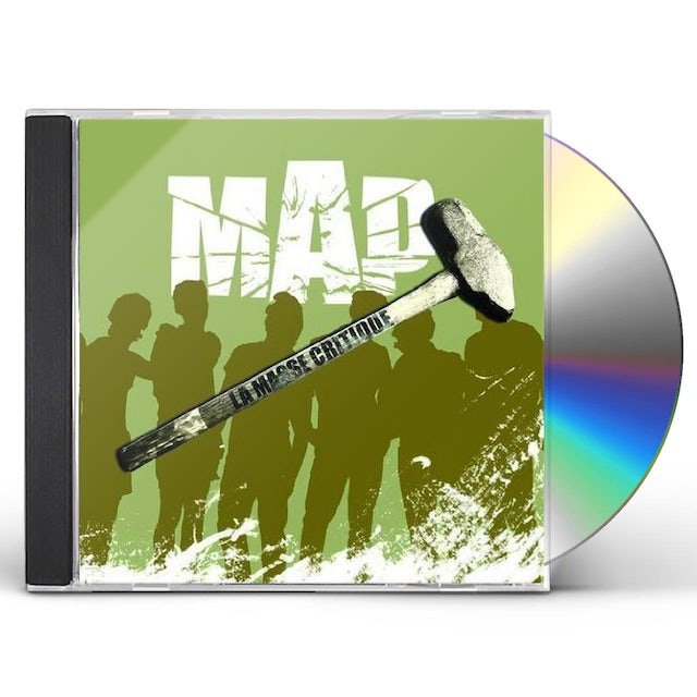 Map LA MASSE CRITIQUE CD