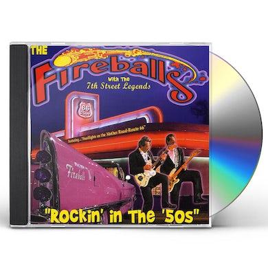 Fireballs ROCKIN' IN THE 50'S CD