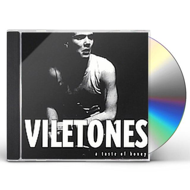 Viletones TASTE OF HONEY CD