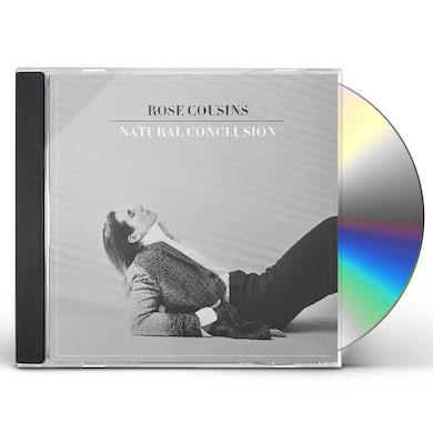 Rose Cousins NATURAL CONCLUSION CD
