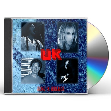ALIVE IN AMERICA CD