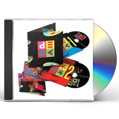 Devo SMOOTH NOODLE MAPS CD