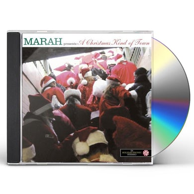 Marah CHRISTMAS KIND OF TOWN CD