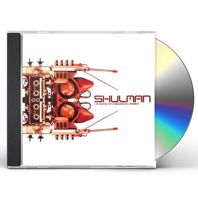Shulman IN SEARCH OF A MEANINGFUL MOMENT CD