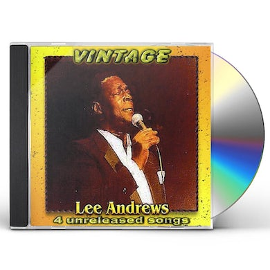 Lee Andrews VINTAGE CD