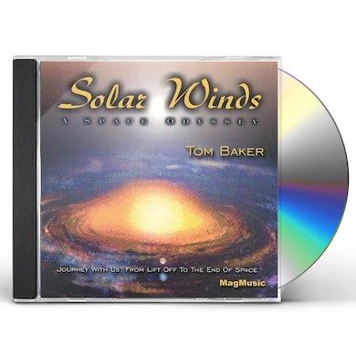 Tom Baker SOLAR WINDS CD