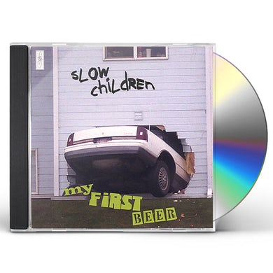 Slow Children MYFIRSTBEER CD