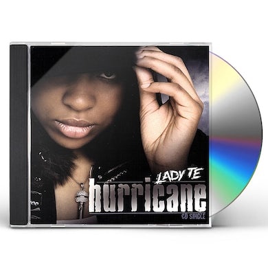 Lady Te HURRICANE CD