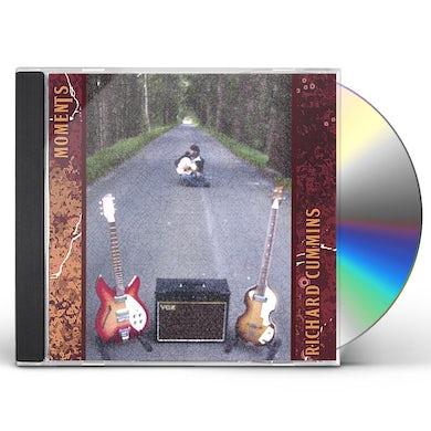 Richard Cummins MOMENTS CD