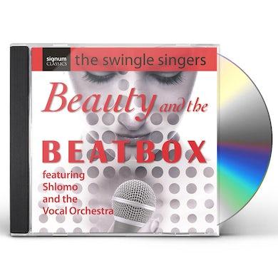 Swingle Singers BEAUTY & THE BEATBOX CD