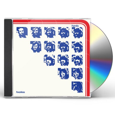 The Family FEARLESS CD