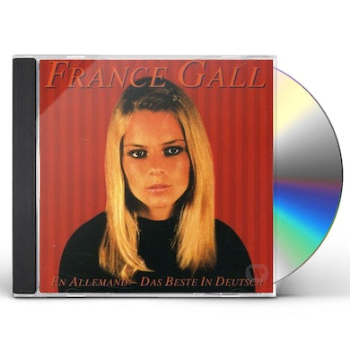 France Gall EN ALLEMAND: DAS BESTE IN DEUTSCH CD