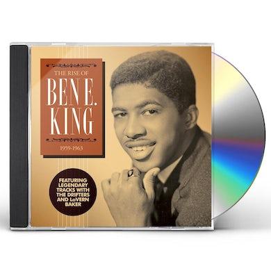 Rise Of Ben E. King: 1959-1963 CD