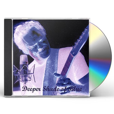 David Wells DEEPER SHADE OF BLUE CD
