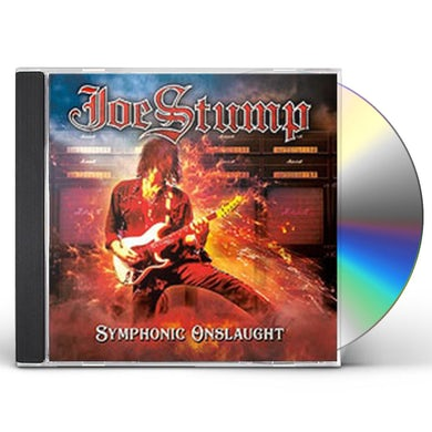 Joe Stump SYMPHONIC ONSLAUGHT CD