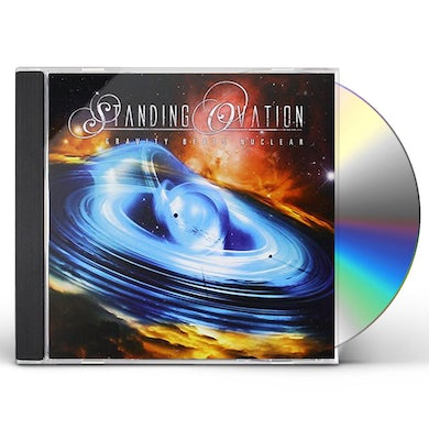 Standing Ovation GRAVITY BEATS NUCLEAR CD