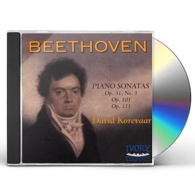 David Korevaar PLAYS BEETHOVEN CD