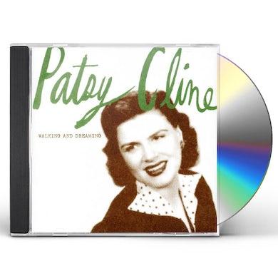 Patsy Cline WALKING & DREAMING CD