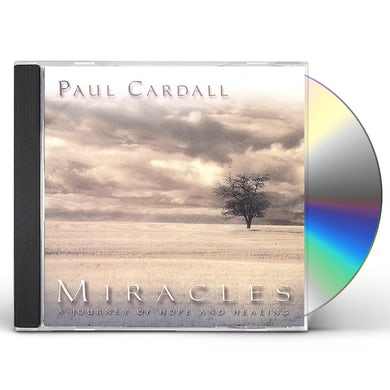 Paul Cardall MIRACLES: JOURNEY OF HOPE & HEALING CD
