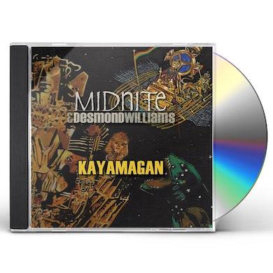 Midnite KAYAMAGAN CD