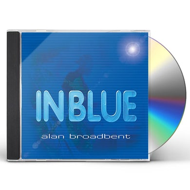 Alan Broadbent IN BLUE CD