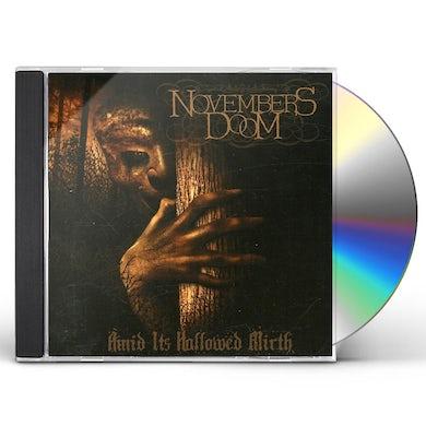 Novembers Doom AMID ITS HALLOWED MIRTH CD