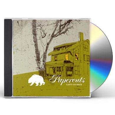 Papercuts CAN'T GO BACK CD