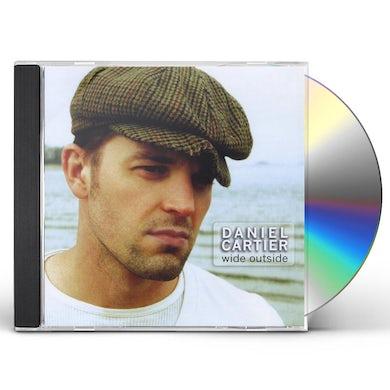 Daniel Cartier WIDE OUTSIDE CD