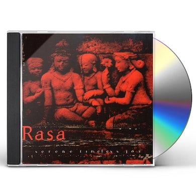 RASA: SERENE TIMELESS JOY CD