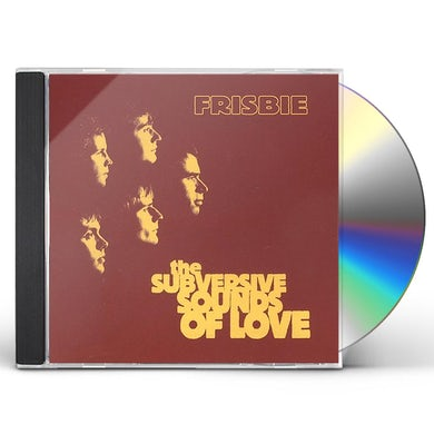 Frisbie SUBVERSIVE SOUNDS OF LOVE CD