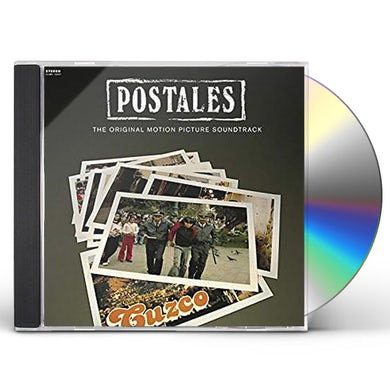 Los Sospechos POSTALES CD