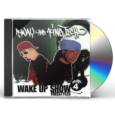 Sway & King Tech WAKE UP SHOW FREESTYLES 4 CD