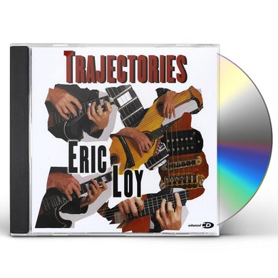 Eric Loy TRAJECTORIES CD