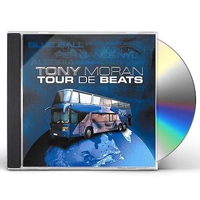 Tony Moran TOUR DE BEATS CD