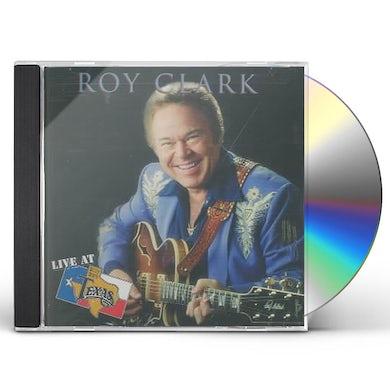 Roy Clark LIVE AT BILLY BOB'S TEXAS CD