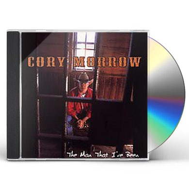 Cory Morrow MAN THAT I'VE BEEN CD