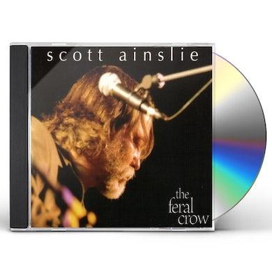 Scott Ainslie FERAL CROW CD